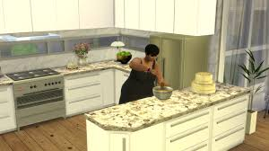 Sims Kitchen Mod The Sims Kitchen From Perfect Patio Stuff No Backsplash