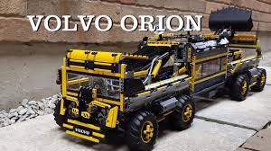 Volvo Orion Lego Technic Youtube