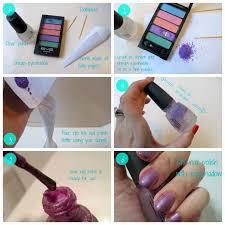nail polish designs diy photo 1