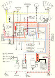 vw bus wiring diagram vw wiring diagrams online 1957 nov 1957 turn signal wiring