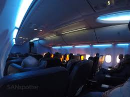 united 737 900 first cl cabin