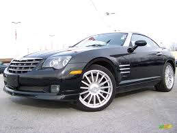 chrysler crossfire srt6 black. black chrysler crossfire srt6