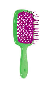 Janeke Superbrush Brush (Green/Purple - 86SP226 ... - Amazon.com