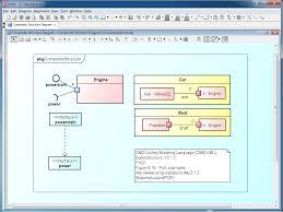 uml modeling tool astah   astah netcomposite structure diagram