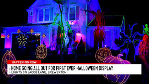 First-time ever Halloween family-fun on Jacob's Lane in Brewerton | WSTM