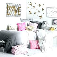 Pink And Gold Bedroom Ideas A Shabby Chic Glam Girls Bedroom Design ...