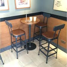 small round cafe table get ations a iron bar stool chair highchair coffee bar table small small round cafe table