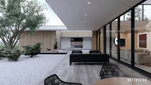 cantilever patio an amazing cantilever home with brilliantly integrated courtyards