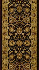 persian carpet style this is the stair runner version of this area rug