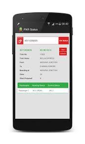 Live Train Chart Live Train Pnr Status 1 7 0 Apk Download Android Travel