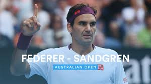 Highlights: The Miracle of Melbourne - see Federer's amazing escape to beat  Sandgren