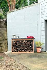 outdoor log rack wood holders for outside unthinkable firewood oh yes co home interior racks indoor