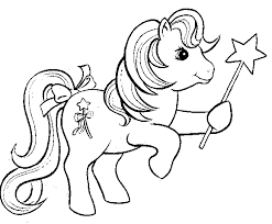 Small Picture Pony Coloring Pages 4922 1024768 Free Printable Coloring Pages