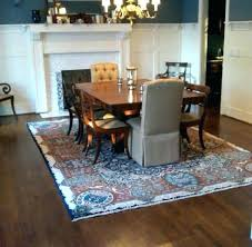 rug size for dining room table area rug for dining room table area rug size for
