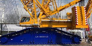 Liebherr Crane Load Chart Liebherr Lr 1800 Liebherr Lr 1800 Crane Chart And