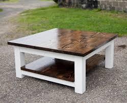 ana white rustic x coffee table writehookstudiocom