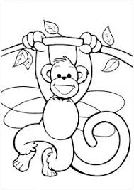 504.09 kb, 1483 x 2079 Monkeys Free Printable Coloring Pages For Kids