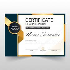 modern luxury diploma template design vector  modern luxury diploma template design vector