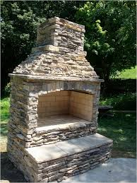 how to build an outdoor fireplace with cinder blocks awesome prefab outdoor fireplace kits homemade fire