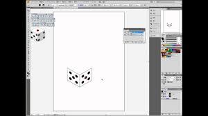 Illustratorイラストレーター使い方基礎講座サイコロ