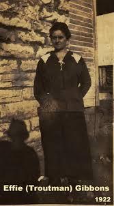 Effie Matilda Troutman Page (1893-1969) - Find A Grave Memorial