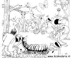 Kleurplaten Dieren Australie Brekelmansadviesgroep
