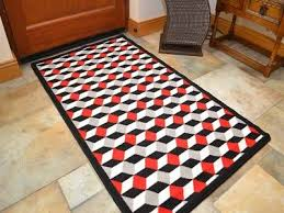 red grey kitchen rugs small large washable non slip long hall runners back mats