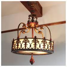 a7946 mediterranean spanish style chandelier bogart bremmer