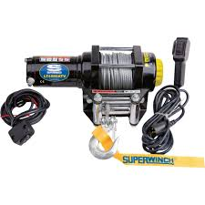 superwinch lt4000atv 12 volt dc powered electric atv winch 4000 superwinch lt3000 atv wiring diagram at Superwinch Lt2500 Atv Winch Wiring Diagram