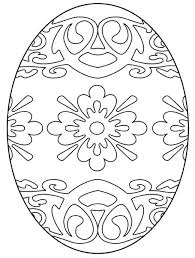 Easter Egg Free Coloring Pages Coloring Pages For Eggs Free Egg