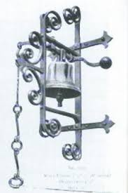 old iron french door bell to copy from anotherman s design is theft to copy