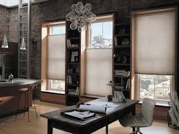 trendy office designs blinds. duette honeycomb shades in a home office buy at national blinds and flooring inc trendy designs