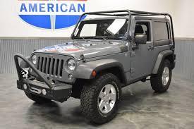 2018 jeep wrangler sport suv 3 6l v6 cylinder engine 4x4 2 door