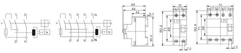 wiring diagram 3 phase rcd images consumer unit wiring diagram uk wiring diagram correct for 63a rccb