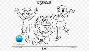 Doraemon coloring pages are a fun way for kids of all ages to develop creativity, focus, motor skills and color recognition. Shizuka Minamoto Nobita Nobi Drawing Doraemon Coloring Book Png 600x470px Watercolor Cartoon Flower Frame Heart Download
