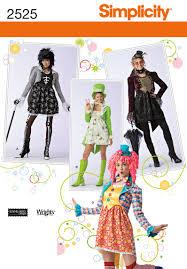 Halloween Costume Sewing Patterns Interesting Inspiration