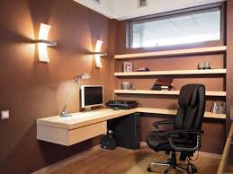home office decor brown simple. Large Size Of Home Office:simple Office Decor Ideas For Men Idea Man Designs Brown Simple