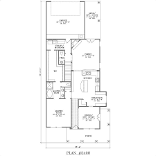 beautiful narrow house plans with rear garage wonderful craftsman house plans with side entry garage ideas