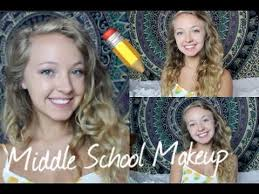 middle makeup 6th 7th 8th grade back to 2016