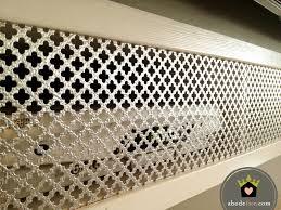 perforated sheet metal lowes decorative sheet metal that i found at lowes for 25 i need diy