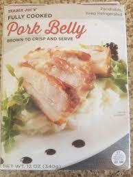 Kroger Lightly Seasoned Fully Cooked Pork Belly Trader Joes Pork Belly Fully Cooked