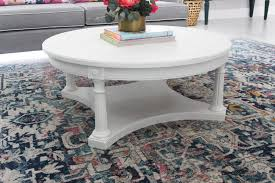 the easy way how to chalk paint furniture