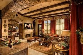 Old World Interior Design Ideas carlsbad ca mediterranean family room  orange county Vintage Interior Design