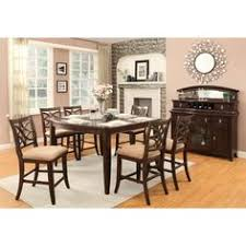 classic larkspur trestle table dining set woodbridge home designs keegan counter height extendable dining table