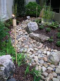 Small Picture 25 Gorgeous Dry Creek Bed Design Ideas Drainage ditch Stream