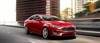Ford Fusion Color Chart 2020 Ford Fusion Trim Comparison S Vs Se Vs Sel Vs Titanium