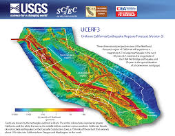 third uniform california earthquake rupture forecast (ucerf