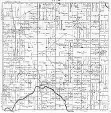 maps of beaver township clark co wis