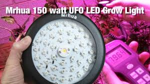 6 Band 225w Super Ufo Led Grow Light Ufo 150 Watt Grow Light Description And Tear Down By Daves