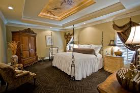 tray ceiling rope lighting. Bedroom - Traditional Carpeted And Brown Floor Idea In Little Rock With Beige Walls Tray Ceiling Rope Lighting